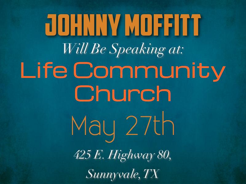 Life Community Church May 27th