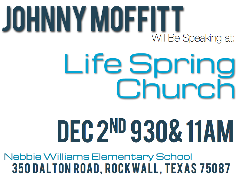 Life Spring Church Rockwall Texas  Thank you for your support, join us at Life Spring Church in Rockway Texas. Dec 2nd, 2012