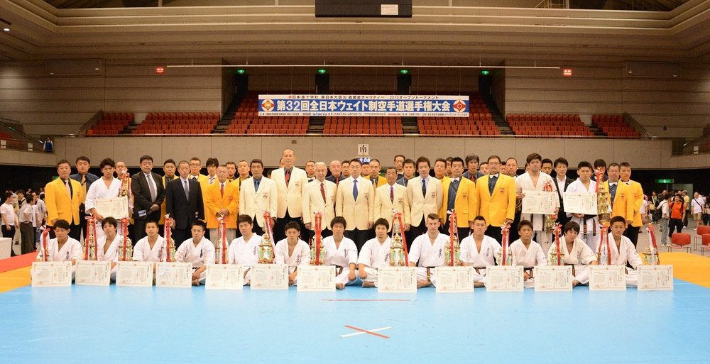 32th All Japan Weight Category Championships 2015
