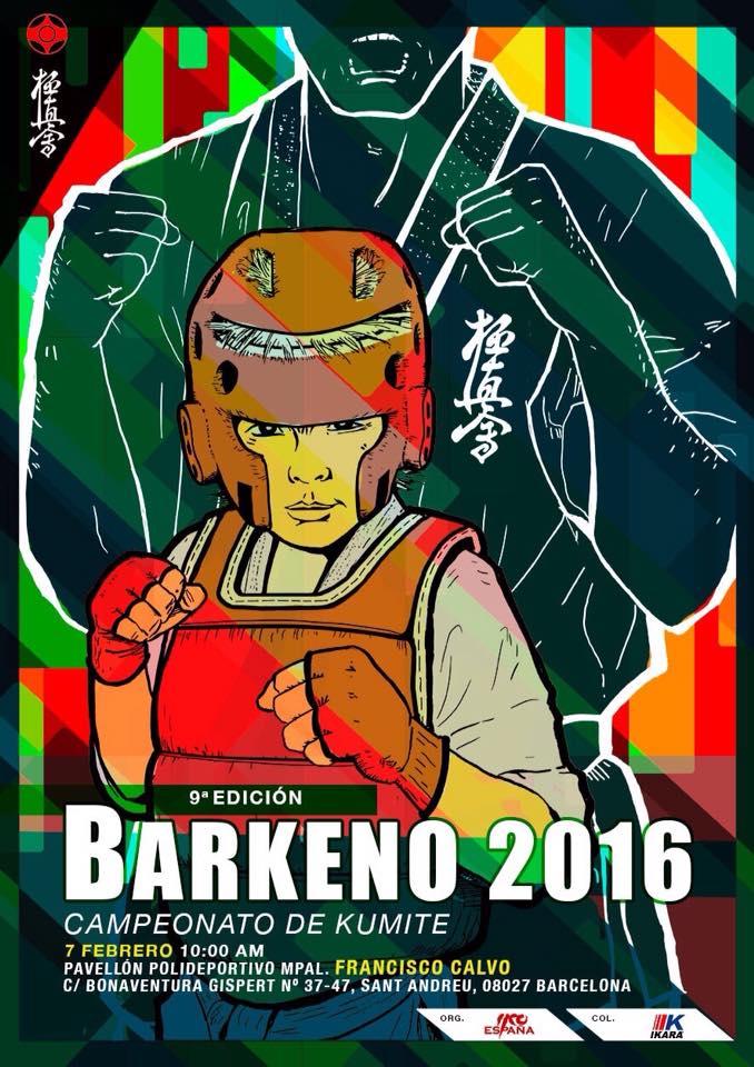 IKO Spain Barkeno 2016