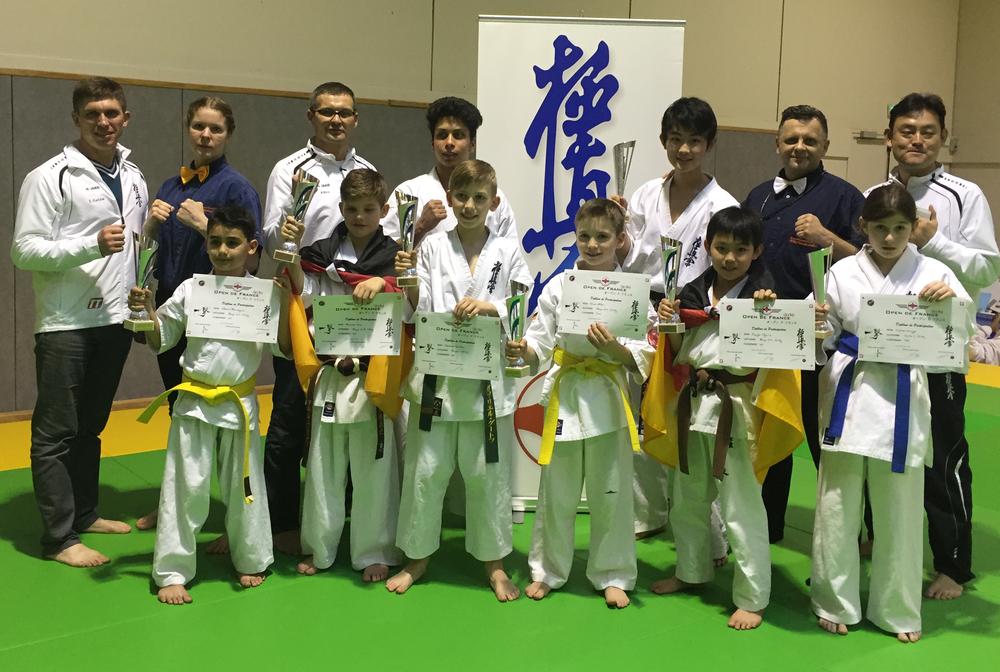 Kyokushin Frankfurt_Lyon 2016