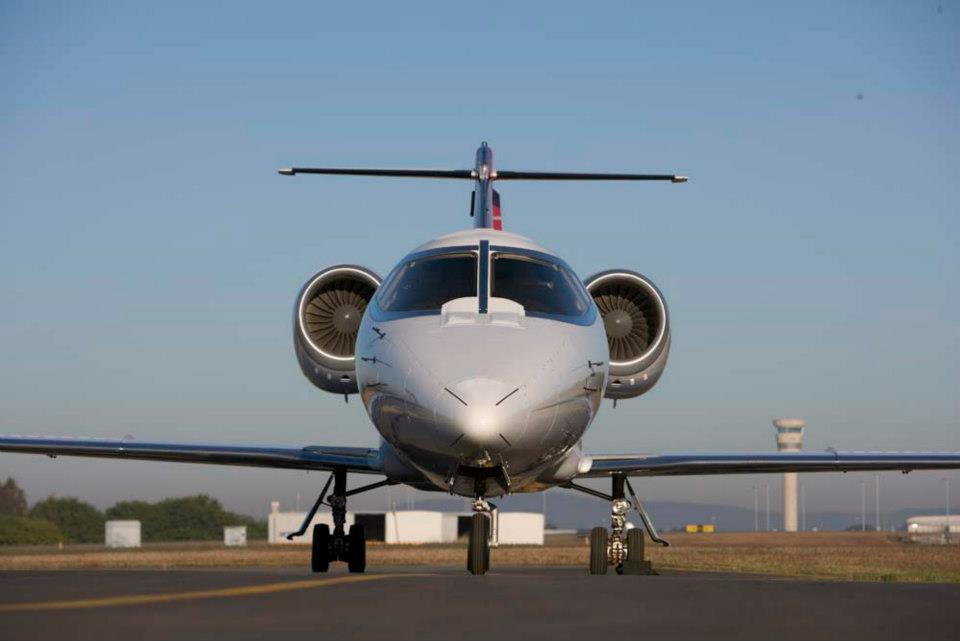 "The Lear 60 is ""a rocket ship"" according to new Captain Chad Salter."