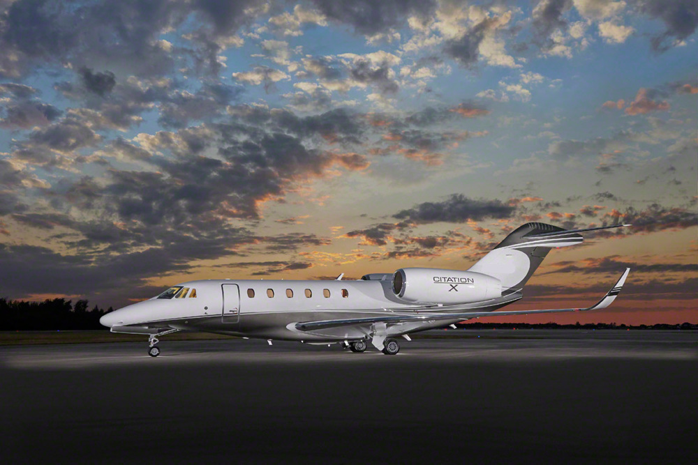The super midsize is based at William P. Hobby Airport (HOU) in Houston, Texas, and can take up to nine passengers anywhere in the country and beyond.
