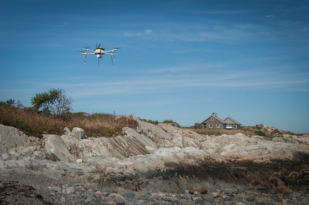 As hobby and public safety unmanned aircraft systems continue to fill the sky, commercial operators like Amazon and UPS are considering their application as well.
