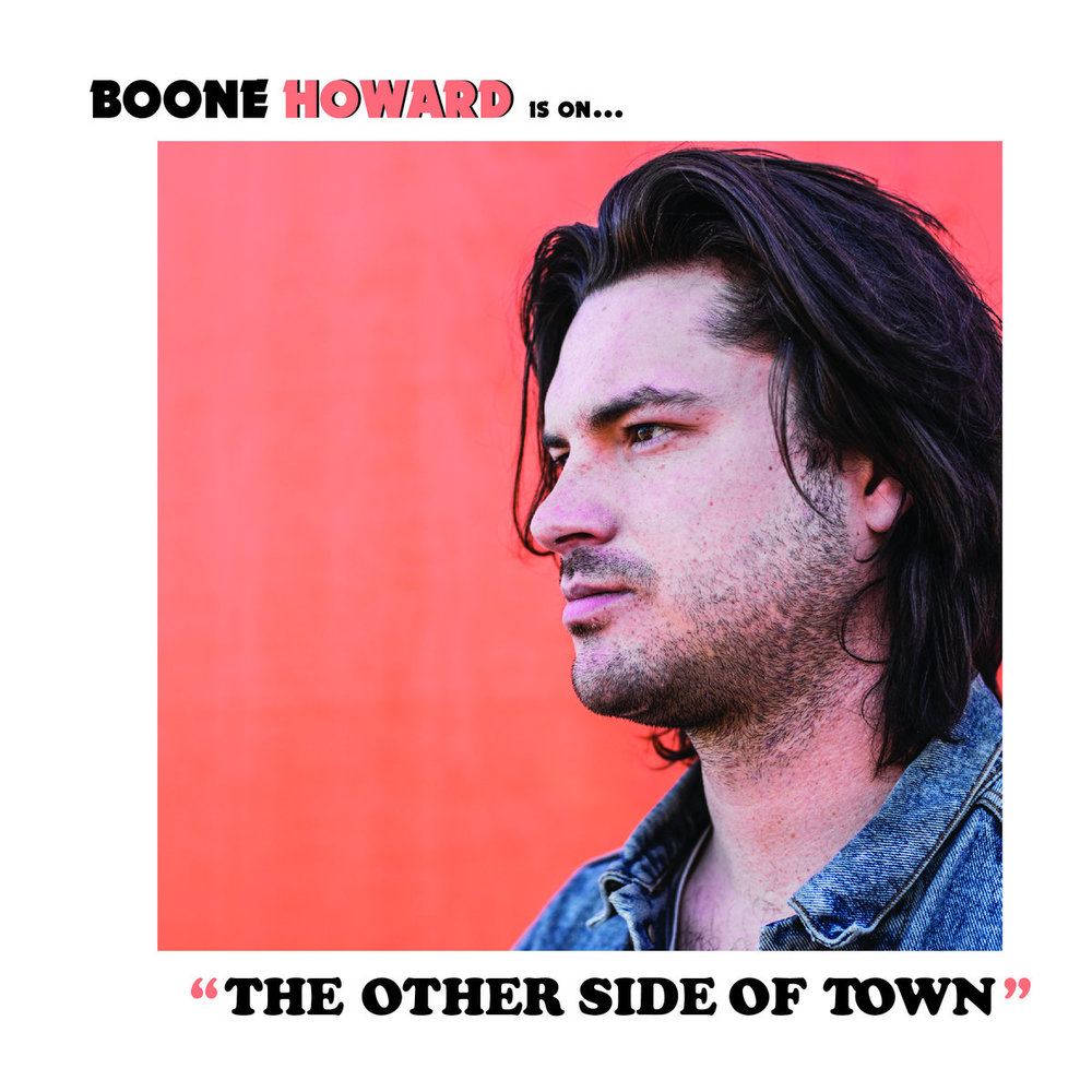 Boone Howard - Other Side Of Town - mixing
