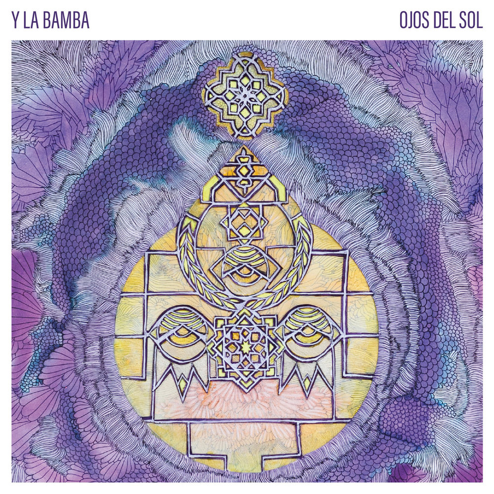 Y La Bamba - Ojos Del Sol - production / engineering / mixing