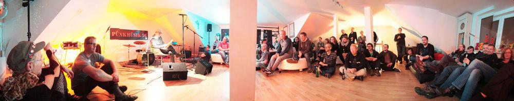 Konzept Wohnzimmer Konzerte Dortmund