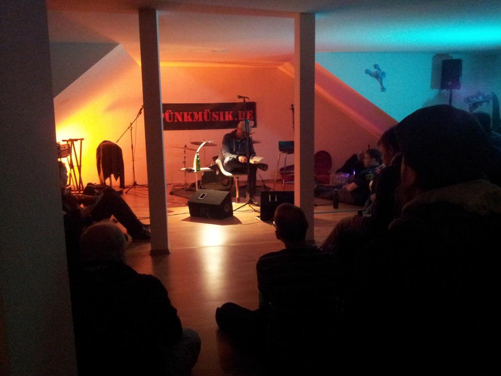 EXTRABREIT Wohnzimmer Konzerte Dortmund