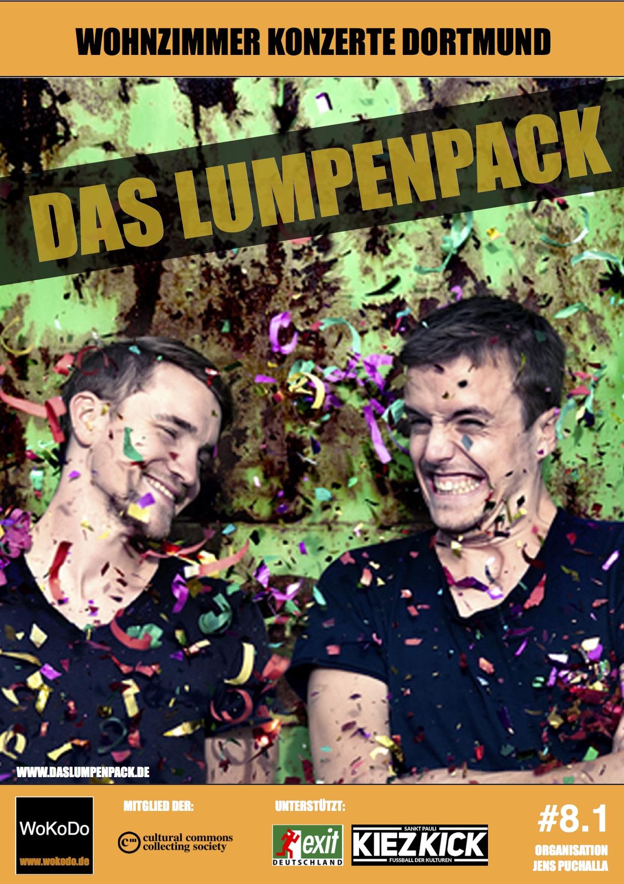 Wohnzimmer Konzerte Dortmund