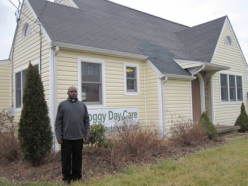 Fr. James Okello, Limestone Veterinary Hospital (2012)