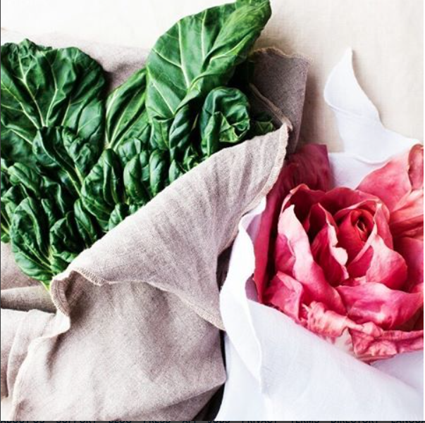 The Kitchen Garden Series - Linen Produce Bag