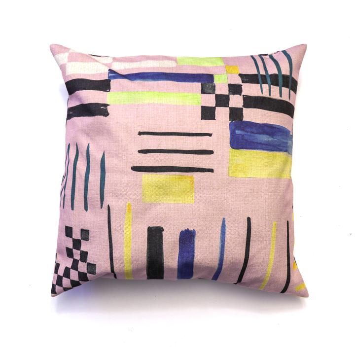 Supra Endura Bauhaus Pillow $89