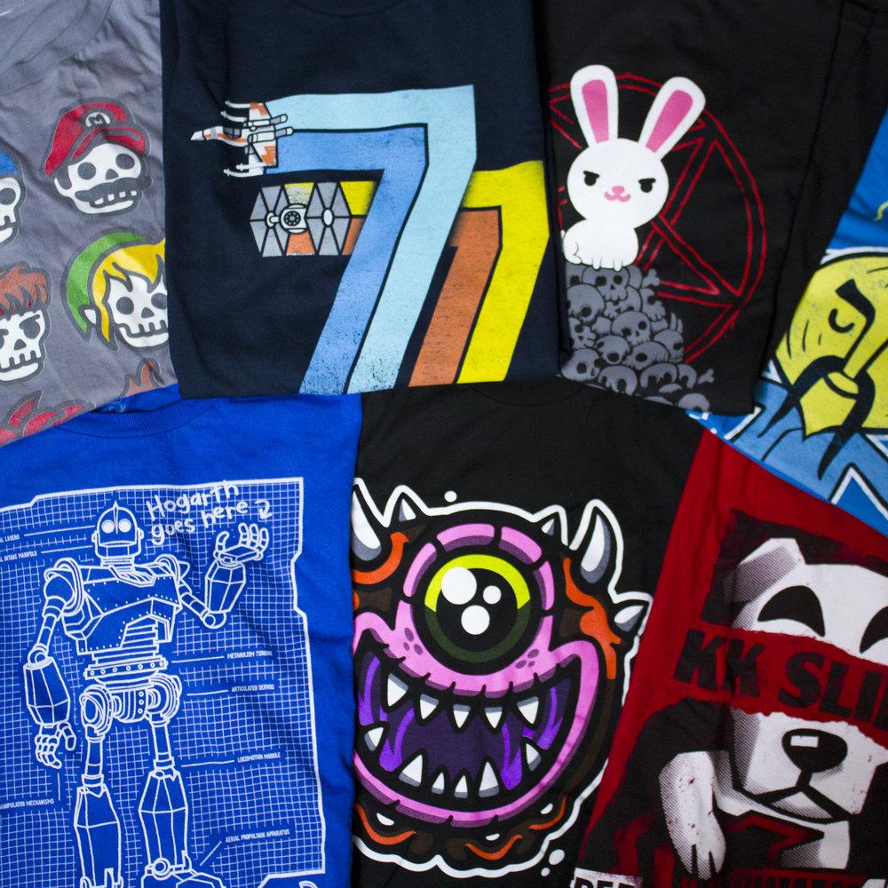 Pop Culture T-Shirts