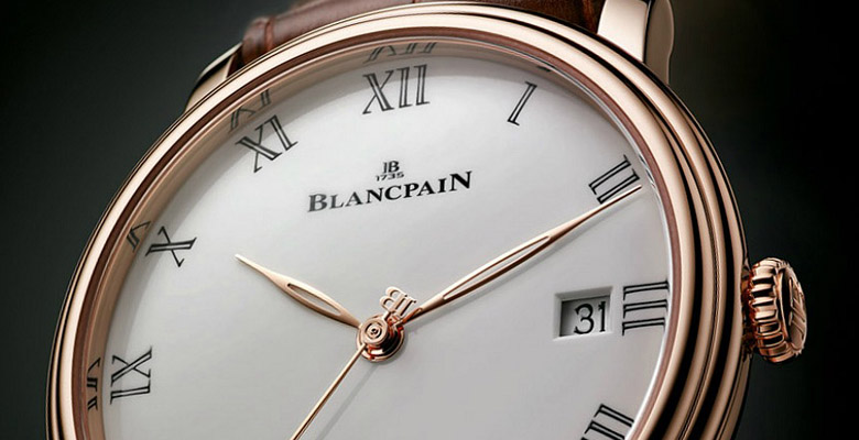 Since 1735, Blancpain has been contributing to the development of mechanical watchmaking, while conserving the traditional skills of its founder.
