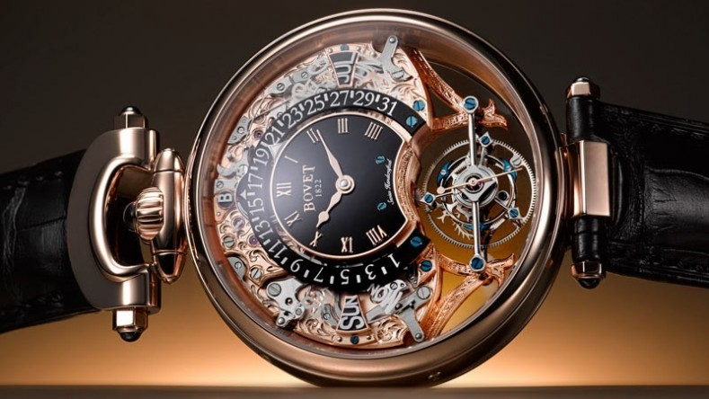 Bovet Fleurier SA is a Swiss brand of luxury watchmakers chartered May 1, 1822 in London, U.K. by Édouard Bovet.