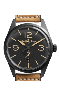 Bell and Ross Vintage BR Automatic Watch BR123 Heritage   CALL US: 312-944-3100