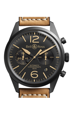 Bell and Ross Vintage BR Chronograph Watch BR126 Heritage CALL US: 312-944-3100