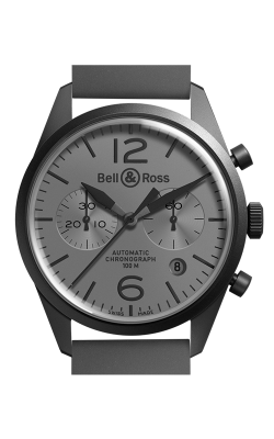 Bell and Ross Vintage BR Chronograph Watch BR126 Commando   CALL US: 312-944-3100