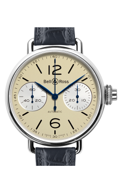 Bell and Ross Vintage Watch WW1 Ivory CALL US: 312-944-3100