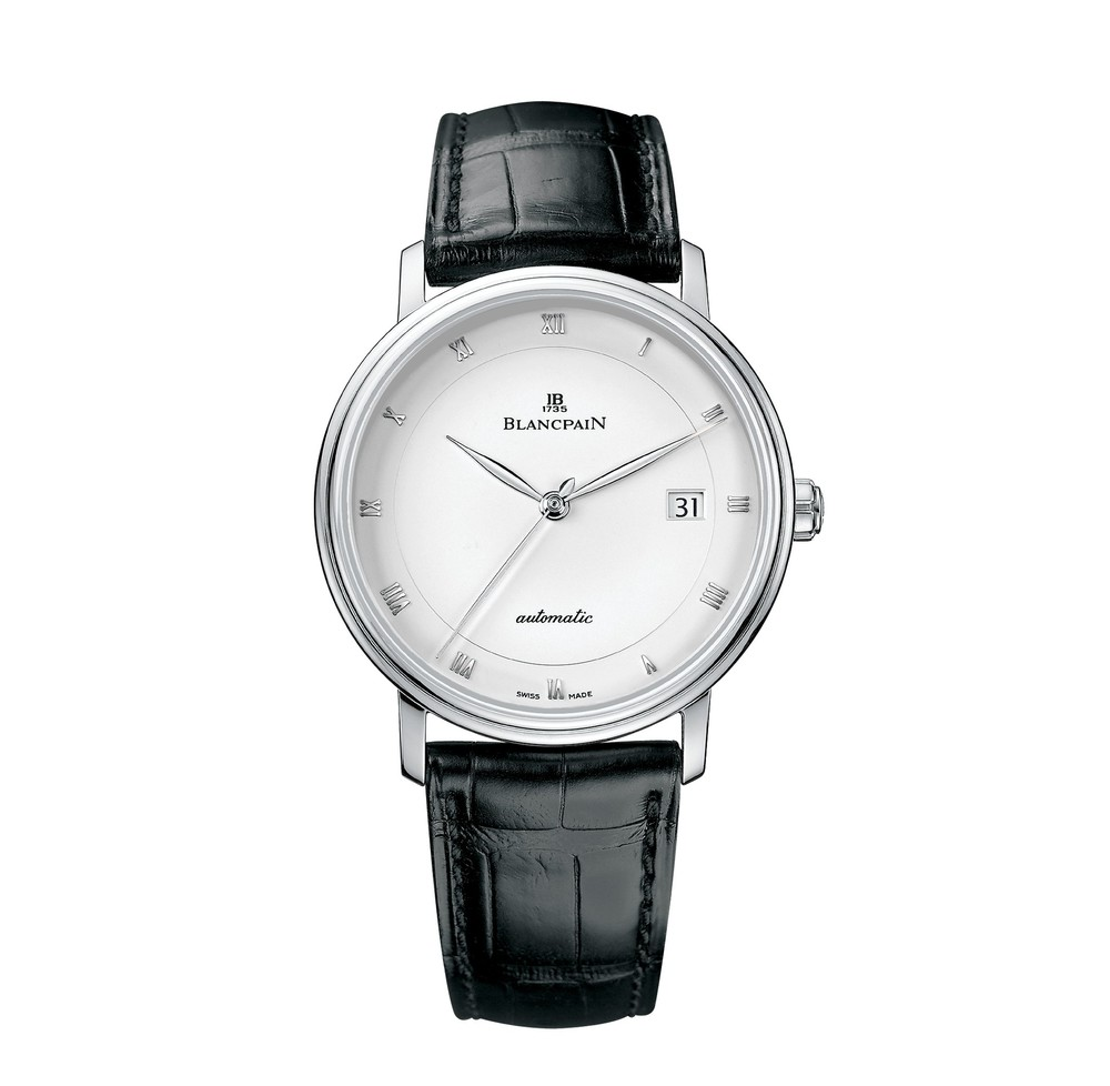 Villeret Ultra-Slim  Blancpain Watch   Reference: 6223-1127-55   CALL US: 312-944-3100