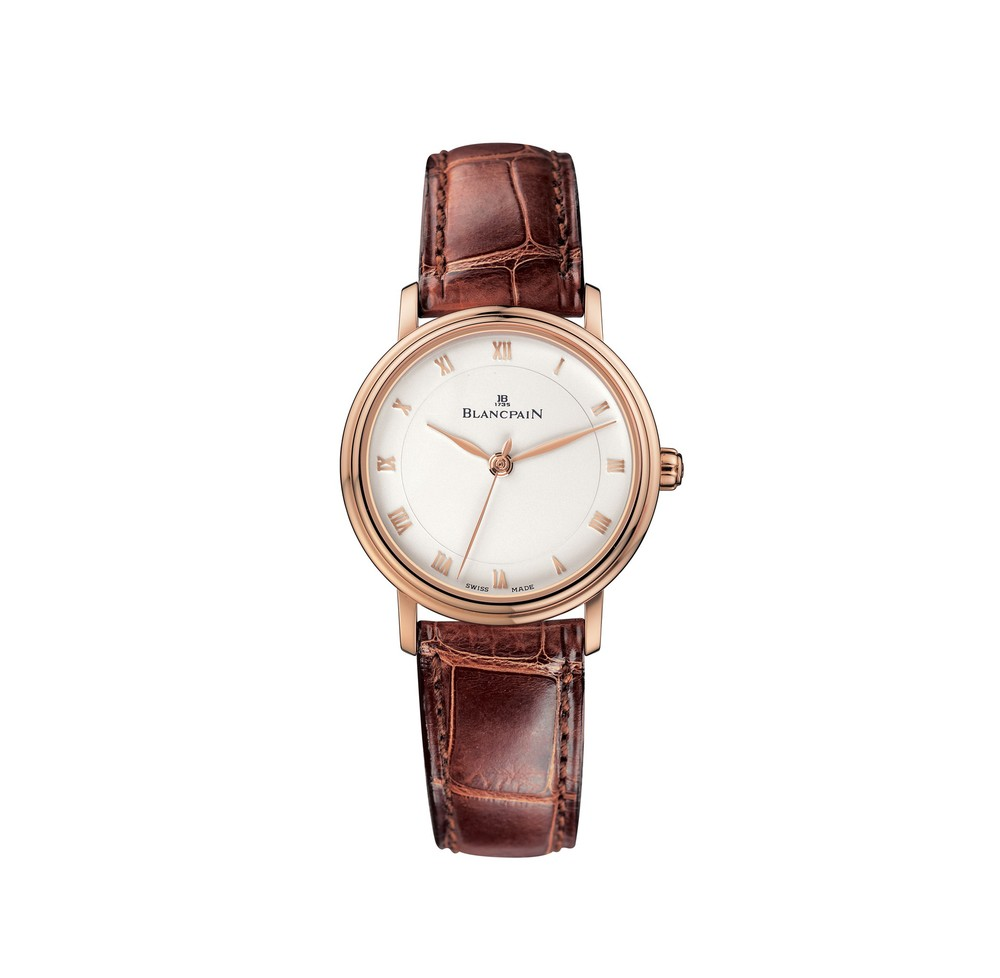 Villeret Ultra-Slim for Women  Blancpain Watch   Reference: 6102-3642-55A   CALL US: 312-944-3100