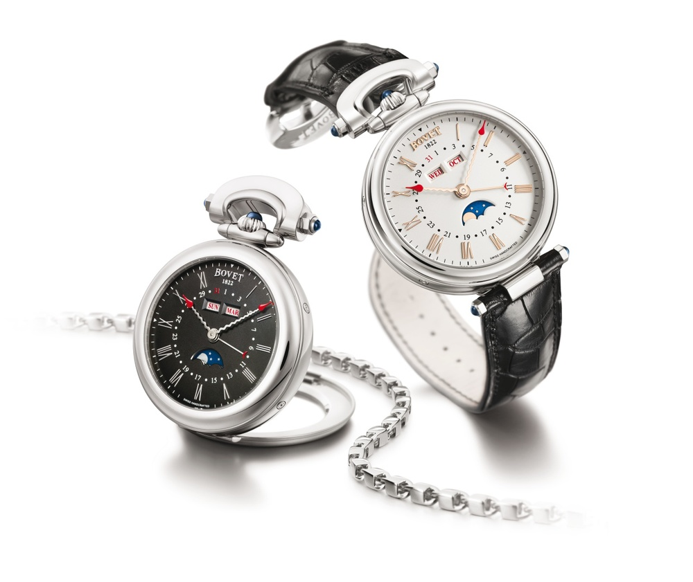 Bovet Watch Amadeo Fleurier Complications Ref. Nr. AQMP004/AQM Call 312-944-3100 | For Availability