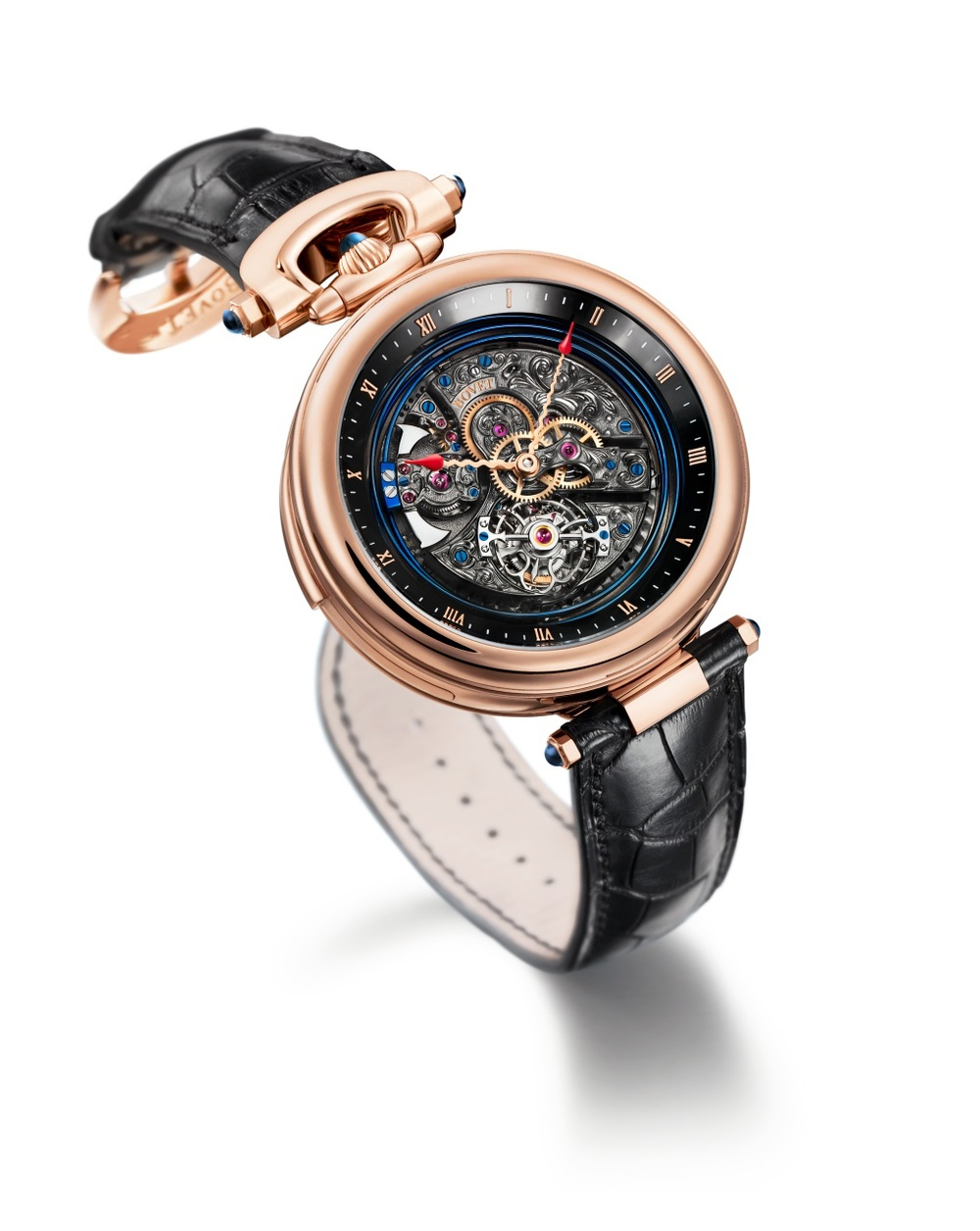 Bovet Watch Fleurier Grandes Complications Ref. Nr. AIRM003 Call 312-944-3100 | For Availability