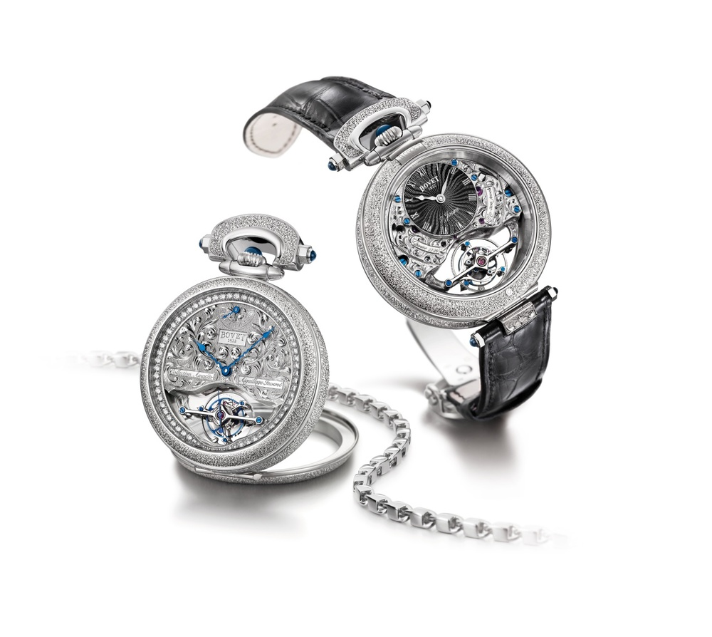 Bovet Watch Amadeo Fleurier Grandes Complications Ref. Nr. AIF0T006-C1234 Call 312-944-3100 | For Availability
