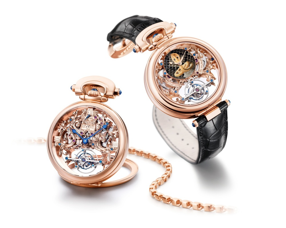 Bovet Watch Amadeo Fleurier Grandes Complications Ref. Nr. AIFSQ015 Call 312-944-3100 | For Availability