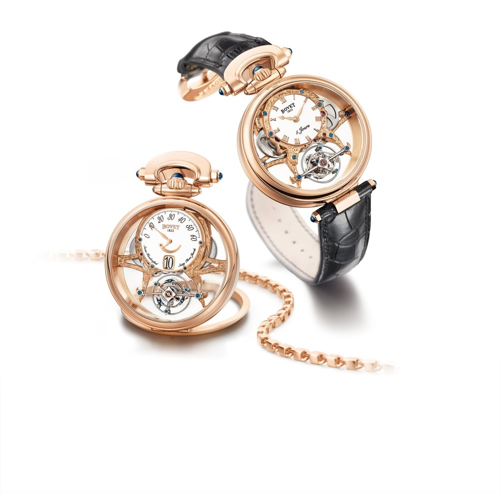 Bovet Watch Amadeo Fleurier Grandes Complications Ref. Nr. AIVI003 Call 312-944-3100 | For Availability