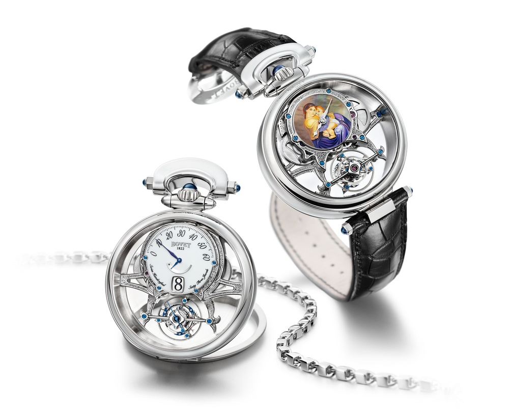 Bovet Watch Amadeo Fleurier Grandes Complications Ref. Nr. AIVI004 Call 312-944-3100 | For Availability