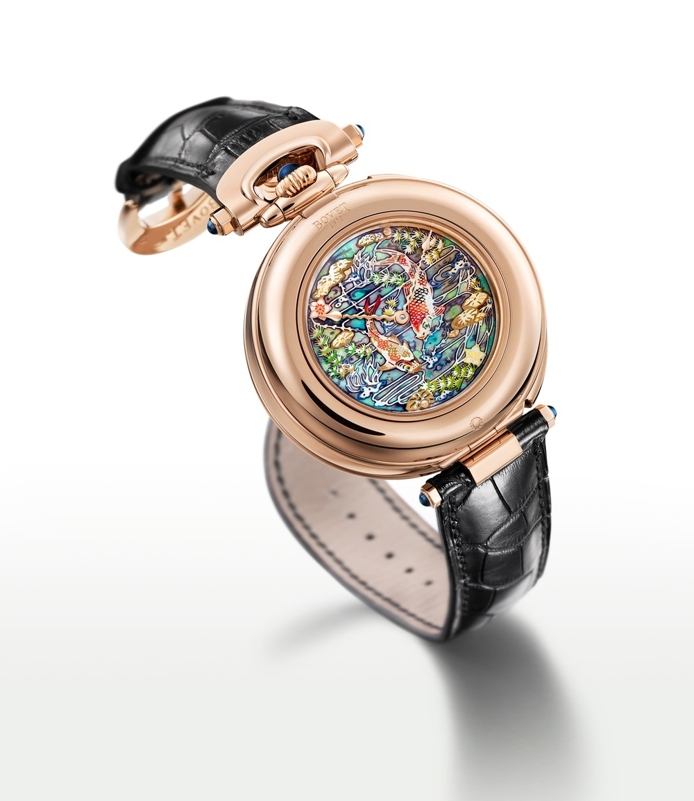 Bovet Watch Amadeo Fleurier Grandes Complications Ref. Nr. AIOM505 Call 312-944-3100 | For Availability