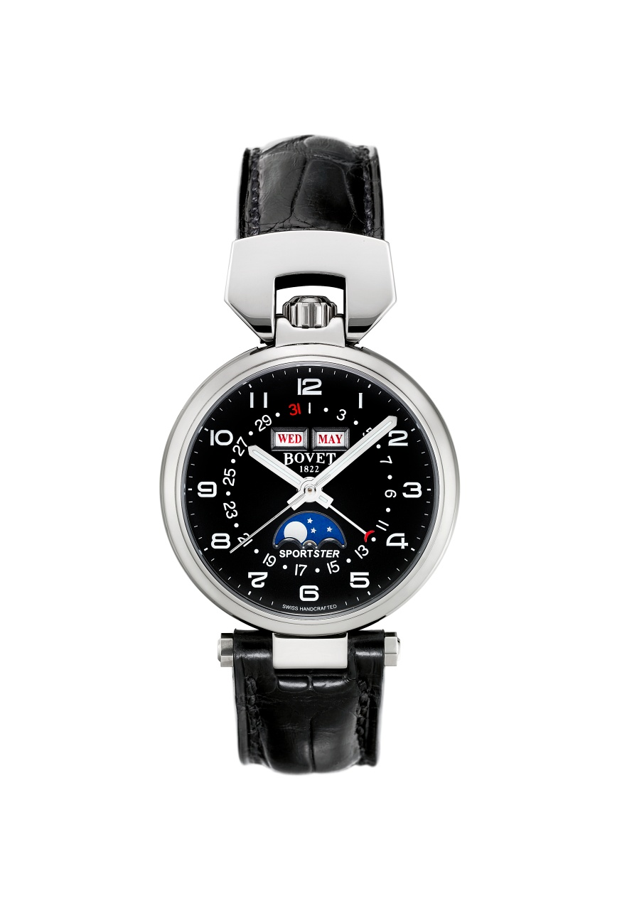 Bovet Watch Sportster Ref. Nr. QA0064 Call 312-944-3100 | For Availability