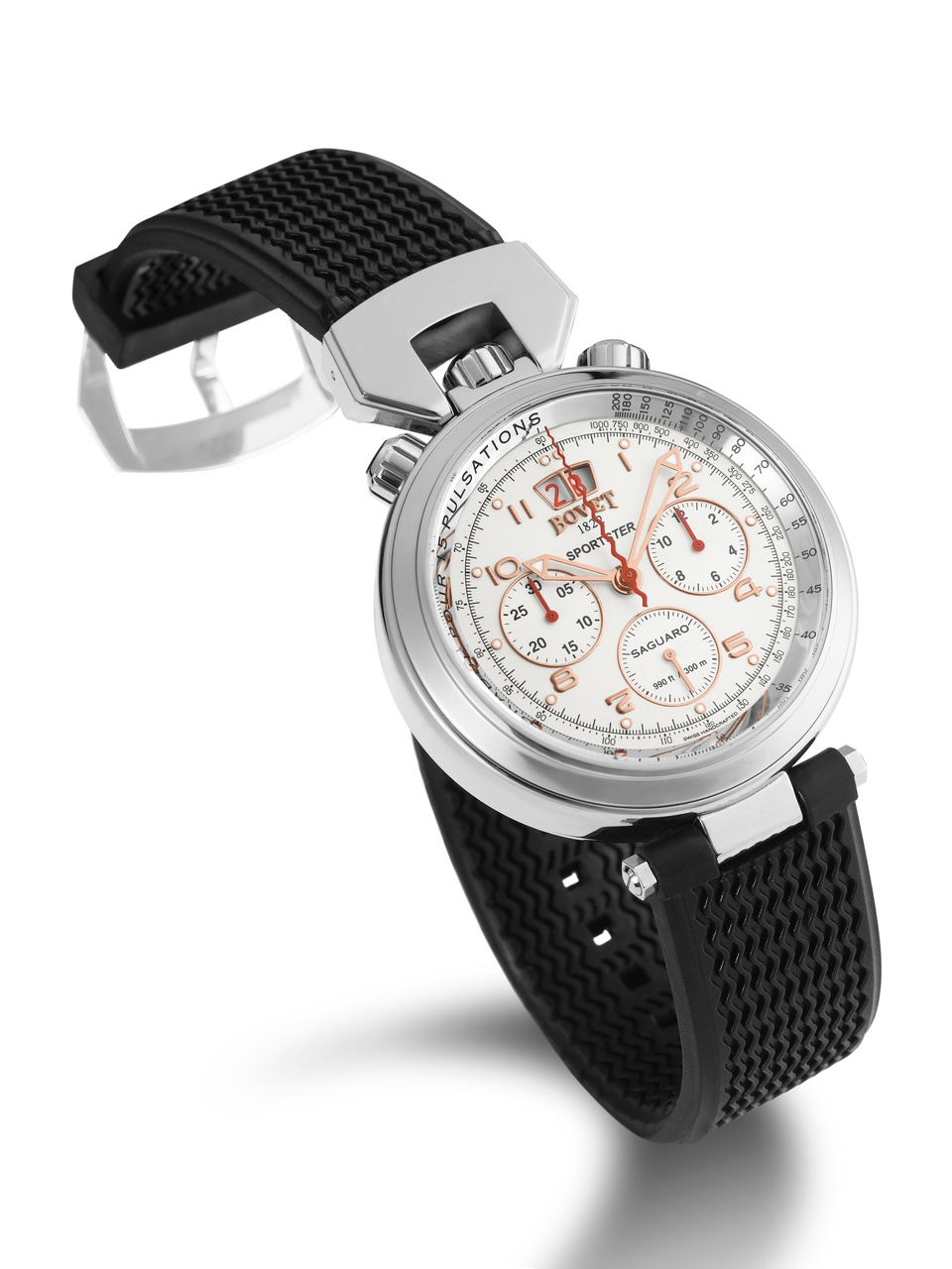 Bovet Watch Sportster Ref. Nr. SP0415-MA Call 312-944-3100 | For Availability