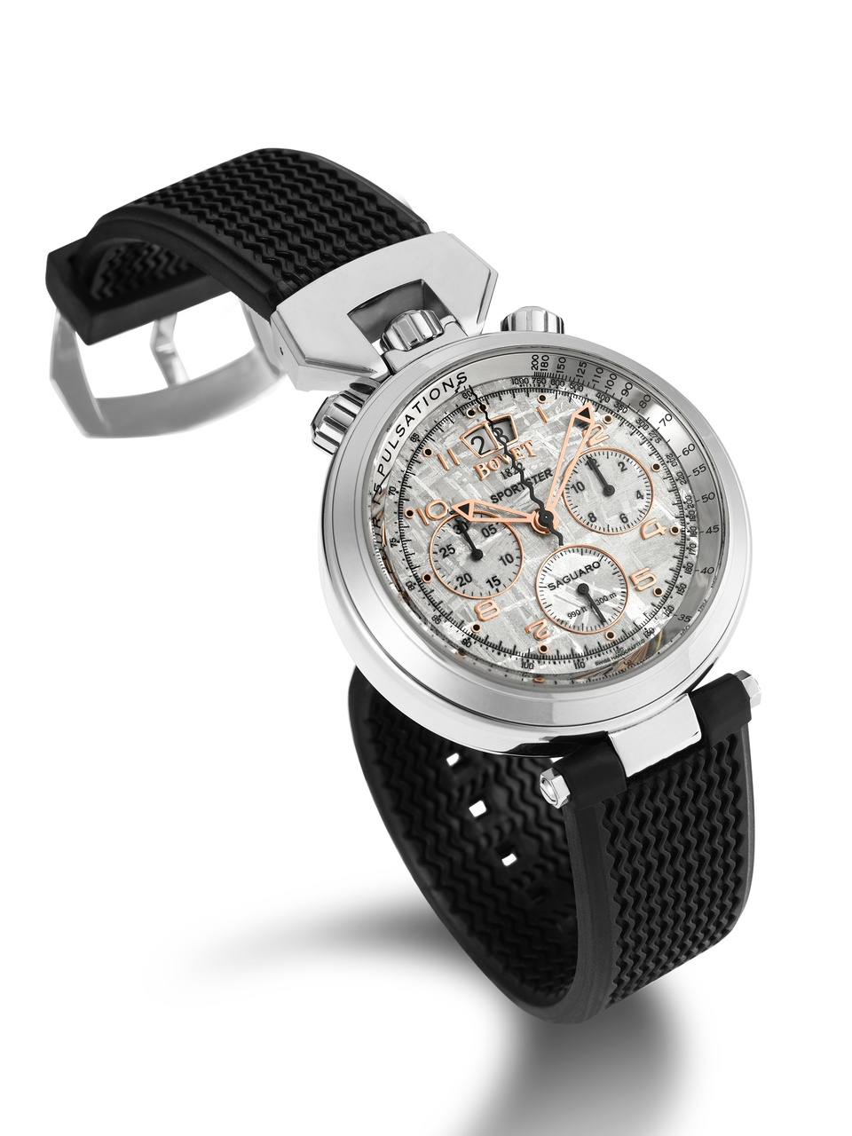Bovet Watch Sportster Ref. Nr. SP0401-MA Call 312-944-3100 | For Availability