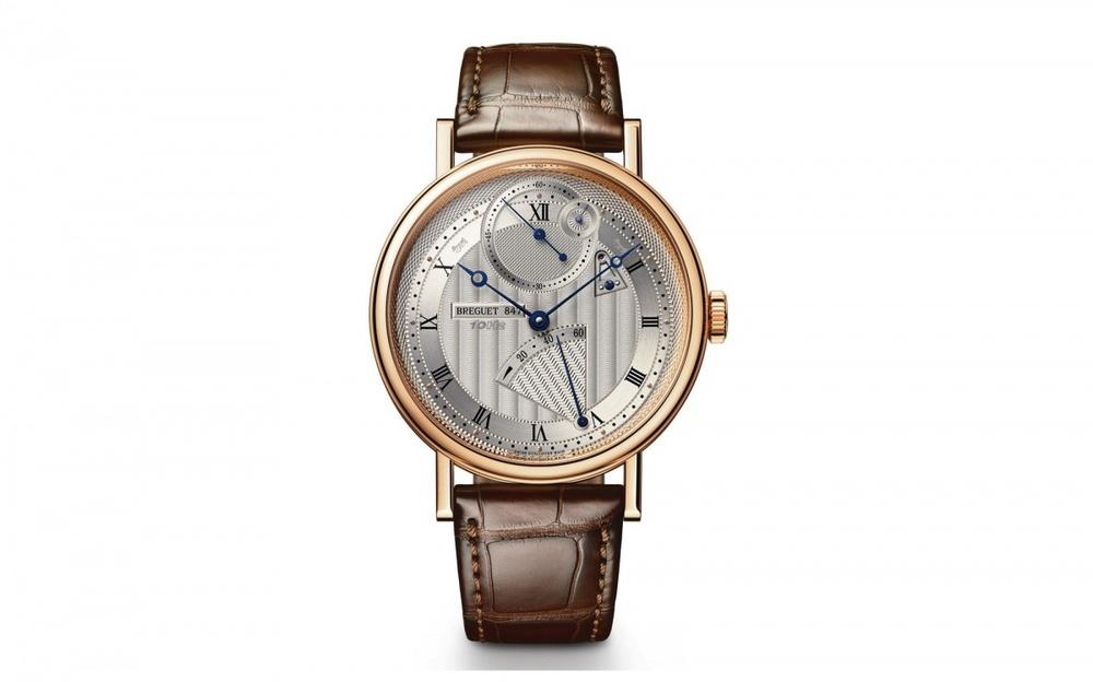 """""""Aiguille D'Or"""" Grand Prix: Breguet Classique Chronometrie"""