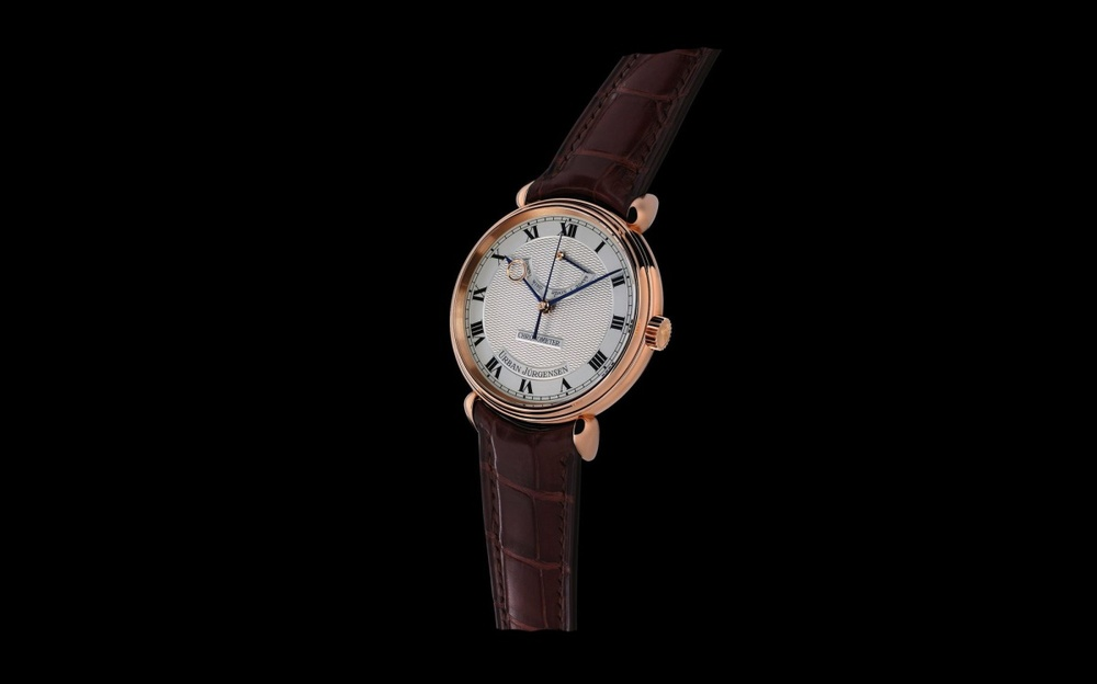 Men's Watch Prize: Urban Jurgensen & Sonner Seconde Centrale