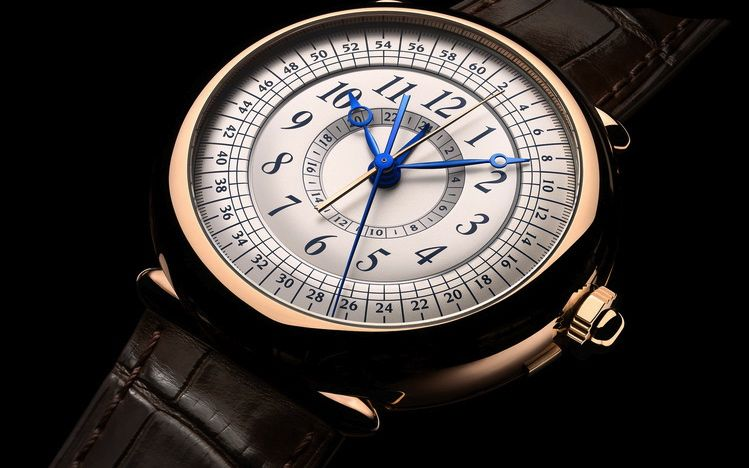 Chronograph Watch Prize: De Bethune DB29 Maxichrono Tourbillon