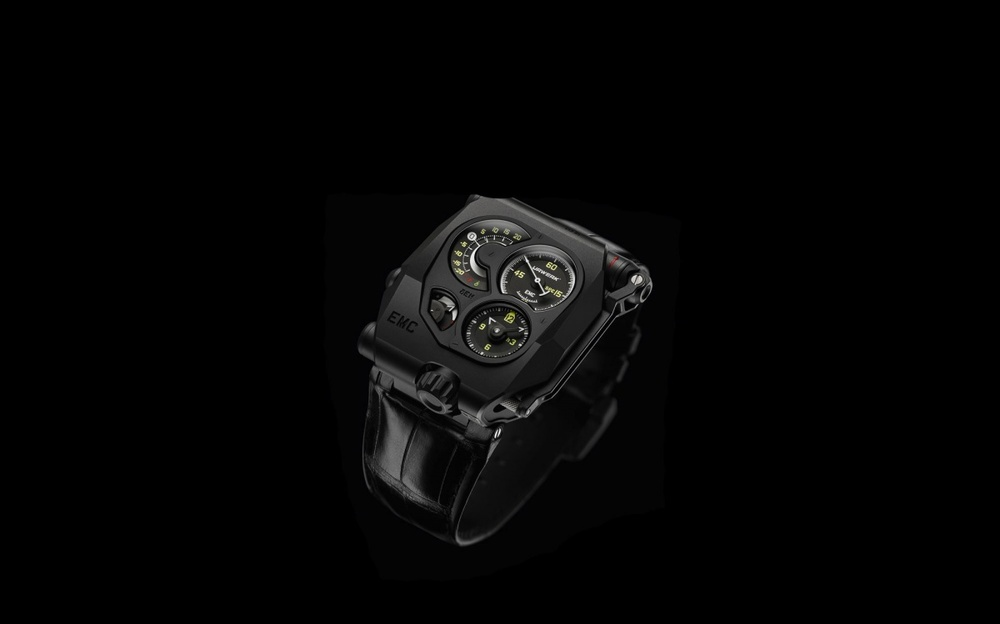 Mechanical Exception Watch Prize: Urwerk EMC