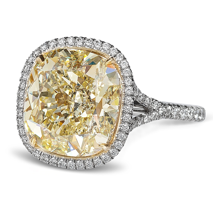 Yellow Diamond Engagement Rings Blog Chicago Watch Engagement Ring