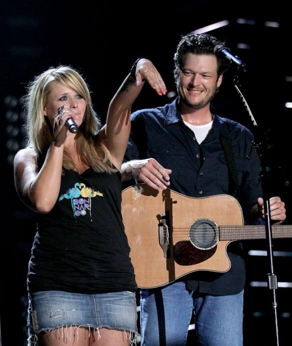 Blake Shelton & Miranda Lambert Divorcing -- Last Look At
