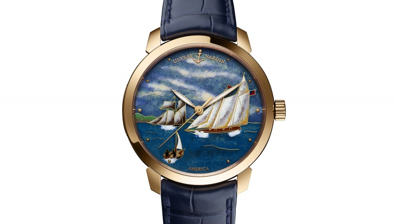 Ulysse Nardin  America Watch