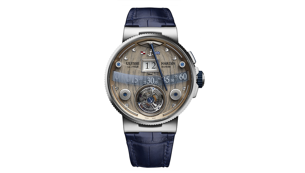 Ulysse Nardin  Grand Deck Watch