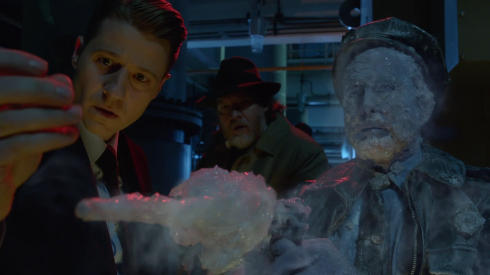 Gotham S2 Ep. 13 Review A Dead Man Feels No Cold Gordon Harvey Mr Freeze 2.PNG