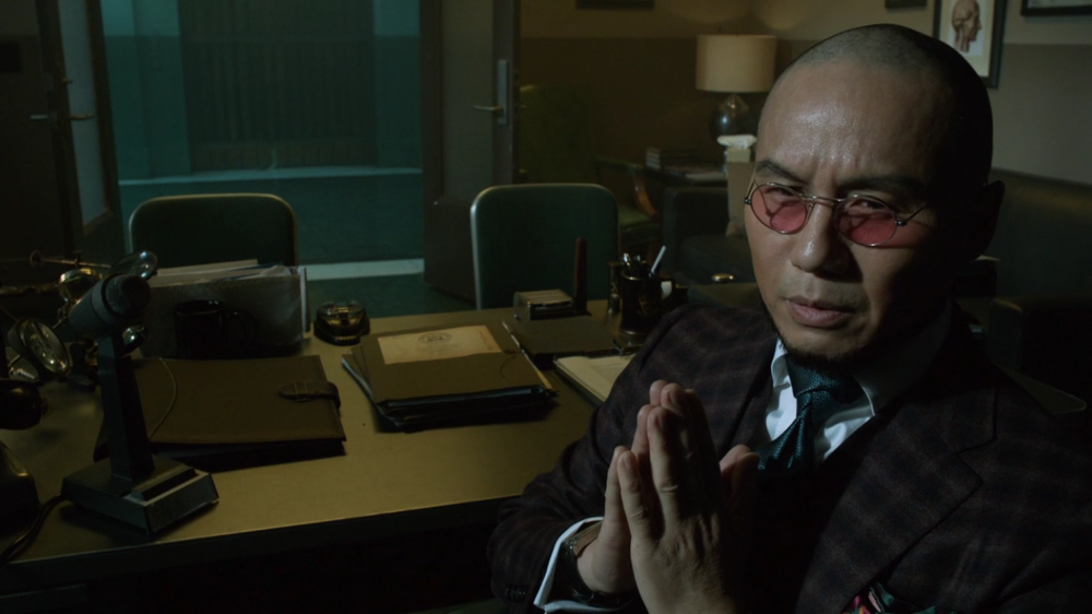 Gotham S2 Ep. 13 Review A Dead Man Feels No Cold Gordon Harvey Theo Galavan Hugo Strange 1.PNG