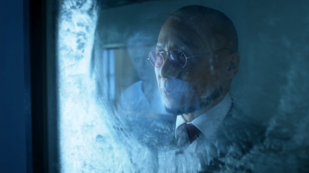 Gotham S2 Ep. 13 Review A Dead Man Feels No Cold Gordon Harvey Mr Freeze Hugo Strange Victor Nora 1.PNG
