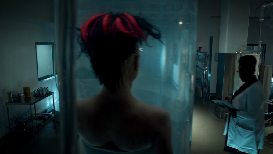 Fish Mooney's scene from a previous episode.