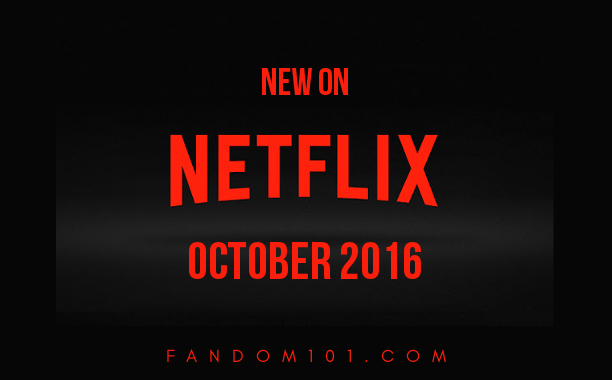 NEW ON NETFLIX OCTOBER 2016 Arrow, The Originals, The Vampire Diaries, American Horror Story, The Fall