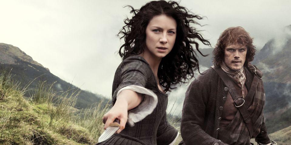Outlander Season 3 Ian