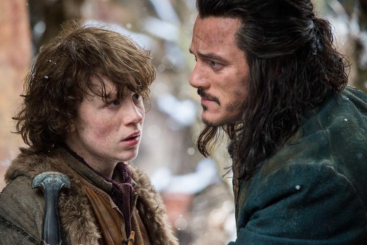 John Bell The Hobbit Outlander Season 3